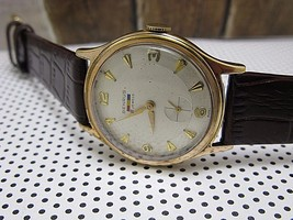 Benrus Vintage mechanical Watch Swiss DN411 SER... - $250.75