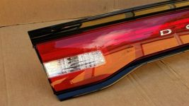 11-14 Dodge Charger Trunk Lid Center Tail Light Taillight Lamp Panel image 4