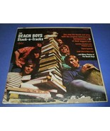 BEACH BOYS STACK O TRACKS RECORD ALBUM RARE ISSUE - $214.99