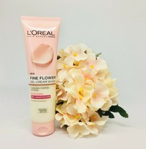 L'Oréal Paris Fine Flowers Gel-Cream Wash for Dry & Sensitive Skin 150ml - $25.49