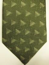 Gorgeous Vintage Jhane Barnes Made in Japan Green Silk Tie - $29.99