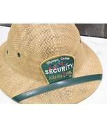 Olympics Games Atlanta 1996 Security Adjustable Pith Hat Cap Collectible... - $113.85
