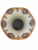 "Vintage 18"" Japanese Two Gold Gilt Handle Satsuma Vase Jug Japan Marked image 7"