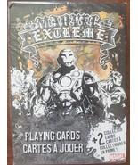 Marvel Extreme 2010 Playing Cards, sealed - $4.95