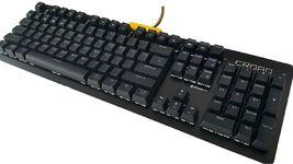Croad K38 Mechanical Gaming Keyboard English Korean Waterproof (Blue Switch) image 3