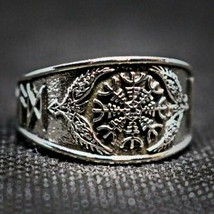 HAUNTED RING: TRUE NORSE WEALTH MAGICK! AUTHENTIC VIKING SEIDR! PROVEN P... - $99.99