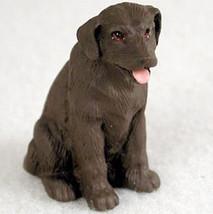 LABRADOR RETRIEVER LAB (CHOCOLATE) TINY ONES DOG Figurine Statue Pet Lovers - $8.99