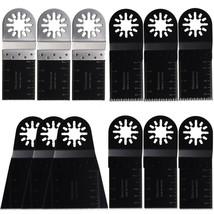 12pcs Multitool Blades for Fein Multimaster Makita Oscillating Multitools - $29.68
