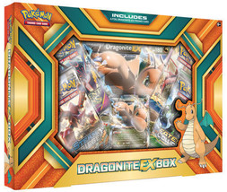 Dragonite EX Collection Box POKEMON TCG Evolutions Sealed Booster Packs ... - $23.99