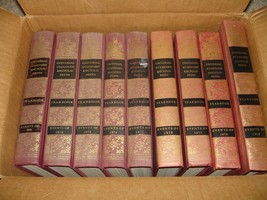 Universal Standard Encyclopedia Yearbook 1970, 1972-79 Set of 9 Hardcove... - $22.76