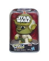 Hasbro Star Wars Mighty Muggs Yoda 4 inch Vinyl Figure in stock - $28.99