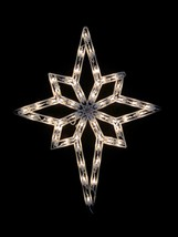 "Northlight 18"" Star of Bethlehem Christmas Window Silhouette Decor (4 Pack) - $54.19"