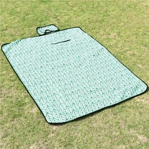 Spot Portable Picnic Mat Outdoor Travel Camping Pad Modern And Simple Style - $1.023,03 MXN