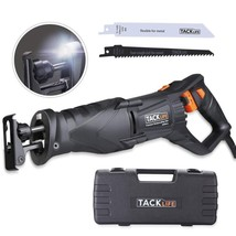 Reciprocating Saw 850W Tacklife RPRS01A Variable Speed(0-2800RPM) Sabre ... - $85.53
