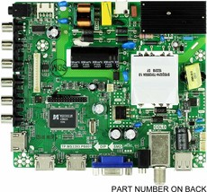 RCA 395GE0010366-A1 (AE0010366) Main Board / PSU for LED40HG45RQ (See Note) - $37.57