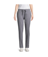 St. John's Bay Active Straight Fit Woven Pull-On Pants Size L, XL Msrp $... - $16.99