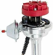 Pro Series R2R Distributor for Mopar Dodge Chrysler BB, V8 Engine Red Cap image 5