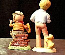 Friends Figurines Vintage AA18 - 1088b image 5