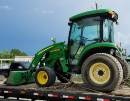 JOHN DEERE 4320 For Sale In Evans, Georgia 30809 image 1