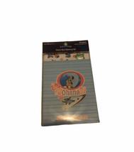 Walt Disney Disneyland Little And Stitch Mini Memory Kit Ohana  - $14.84
