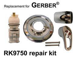 For Gerber Rk9750 1 Valve Rebuild Kit - $99.90
