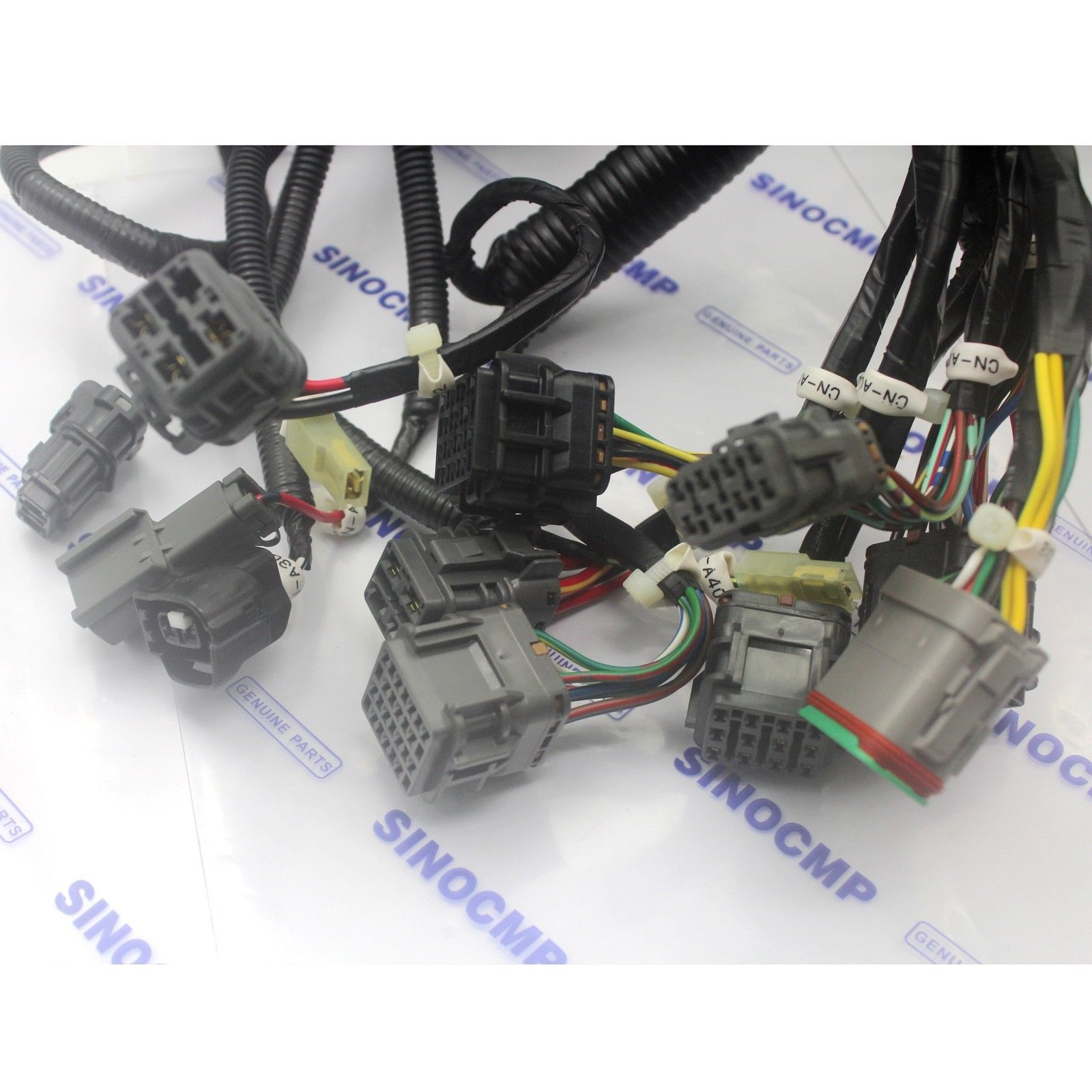 20y 06 31611 Outside External Wiring Harness And 50 Similar Items Komatsu For Excavator Pc200 7