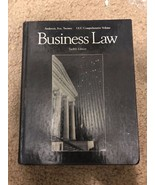 USED (GD) Business Law by Ivan Fox, David P. Twomey Ronald A. Anderson 1... - $5.94