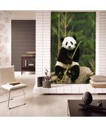 3D Adorable Panda 216 Wall Paper Wall Print Decal Wall Deco Indoor AJ Wa... - $32.56+