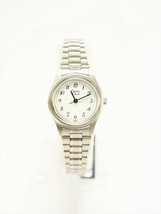 Caravelle Ladies Watch Stainless Steel Made by Bulova - $99.95