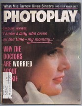 ORIGINAL Vintage March 1965 Photoplay Magazine Jackie Kennedy JFK - $24.74
