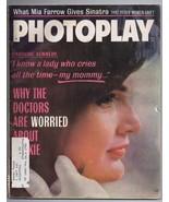 ORIGINAL Vintage March 1965 Photoplay Magazine Jackie Kennedy JFK - $23.19