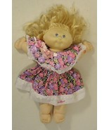 Cabbage Patch 10A(3) * 10th Aniversary Edition Baby Doll Plastic Fabric - $22.84