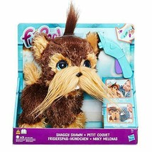 *Clippers with E0497 genuine fur real Shaggy Sean stuffed toy electric toys - $32.32