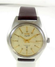 Original VINTAGE HMT JAYANTH 17J Running Watch#156