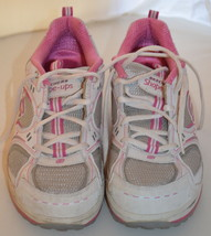 Skechers Shape Up Pink White Athletic Shoes Sneakers - £30.99 GBP