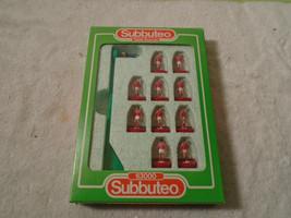 Vintage 1980s Subbuteo table Soccer 63000 ussr Charlton Swindon Rouen 1... - $69.99