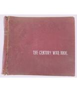 Century War Book History Civil War 1894 pictorial battles leaders aniqua... - $75.00