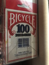 2 Packs Bicycle Poker Chips - 200 count with 3 colors New Unopened - $14.60