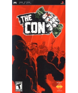 The Con  (PlayStation Portable, 2005) - $7.95