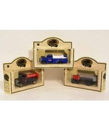 Chevron Replica Commemorative Models Three Diecast Metal Trucks Made in ... - $9.89