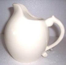 1998 Royal Haeger USA Porcelain Ivory Satin Whi... - $147.76