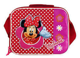 MINNIE MOUSE LUNCHBOX - $14.14
