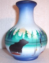 1999 Handmade Ceramic Vase Pottery Art Signed RWA - $65.24