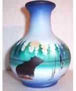 1999 Handmade Ceramic Vase Pottery Art Signed RWA - $65.24