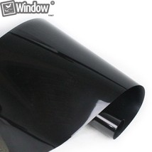 SUNICE 50cm*400cm Dark Black Window Tint Glass 5%VLT Car - $30.95