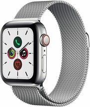 Apple Watch Series 5 40mm Case with MilaneseLoop - Stainless Steel  - $578.00