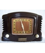 Vintage Radio Shack 1940s Replica AM/FM Radio With Cassette - $19.99