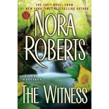 The witness by nora roberts thumb200