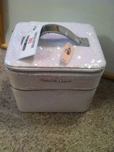 Victoria's Secret Pink Bling Sequins Cosmetic Travel Case *Fashion Show*... - $54.99