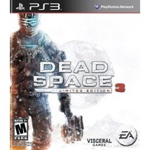 Dead Space 3 Limited Edition - PlayStation 3 - PS3 - $7.88